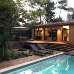 Vente: Villa entre forêt et océan 1