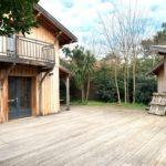 Vente: Cap Ferret Villa bois 6 chambres 2