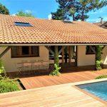 Vente: Jolie villa rénovée dans le centre du Cap-Ferret 2
