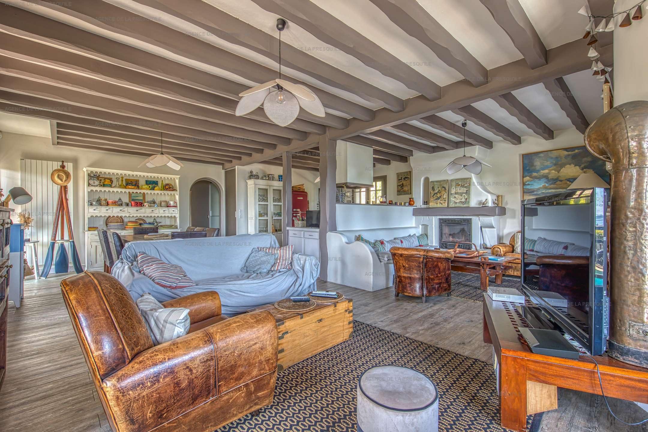 Location: Charmante villa avec piscine, vue bassin, à deux pas des plages 4