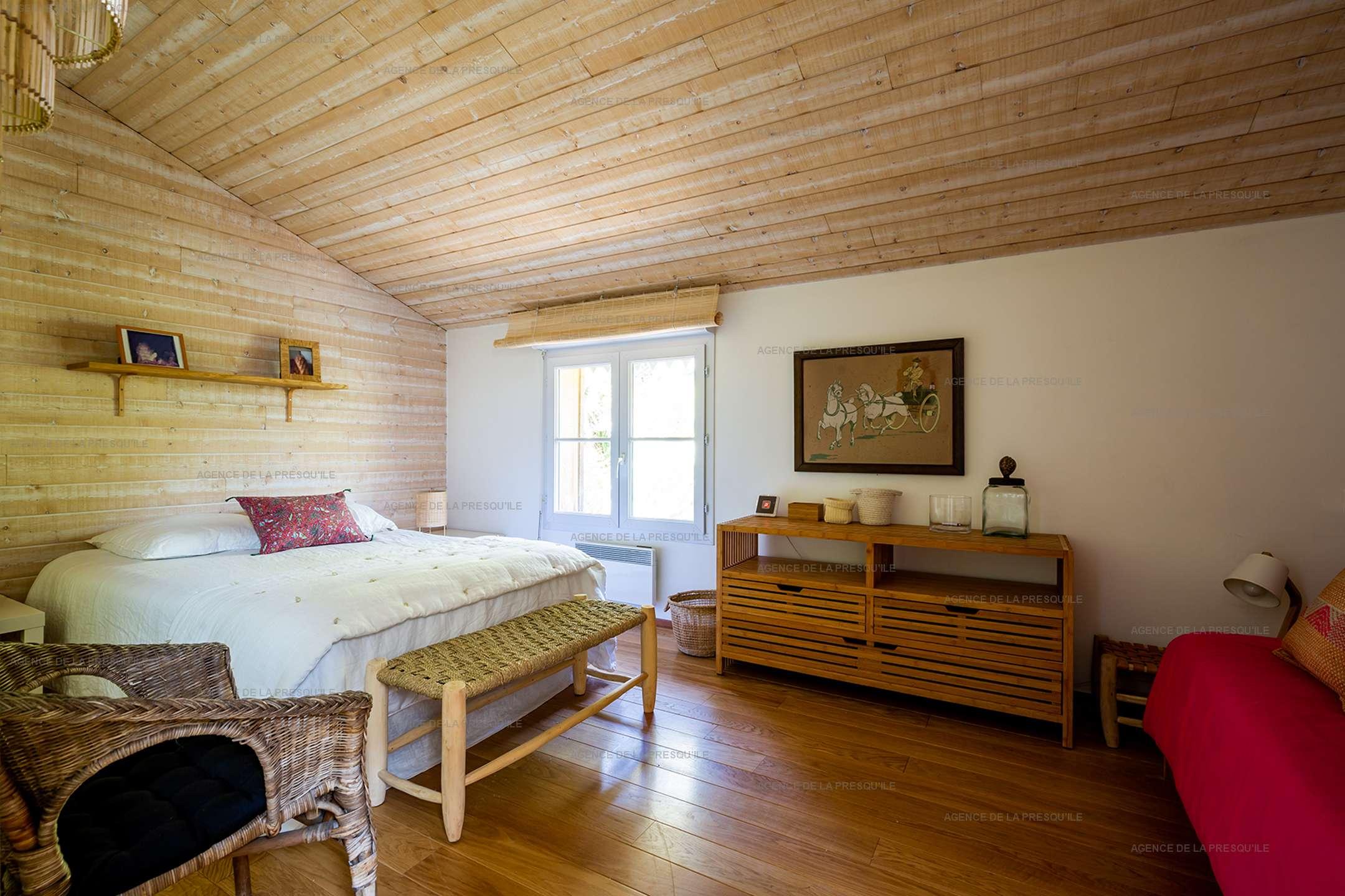 Location: Très jolie villa en bordure de forêt avec piscine 7