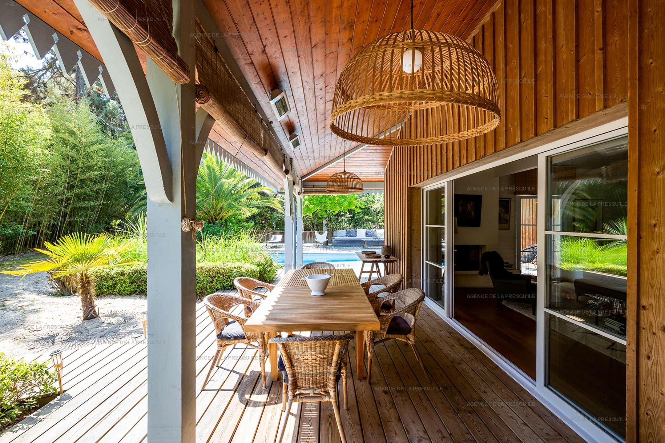 Location: Très jolie villa en bordure de forêt avec piscine 12