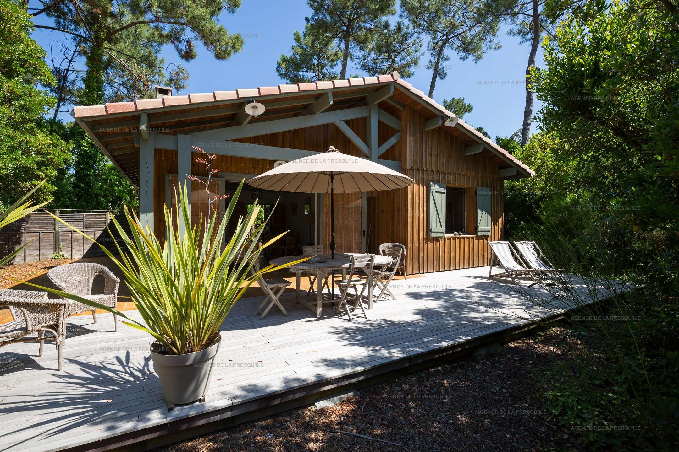 Location: Très agréable villa située au mimbeau 2