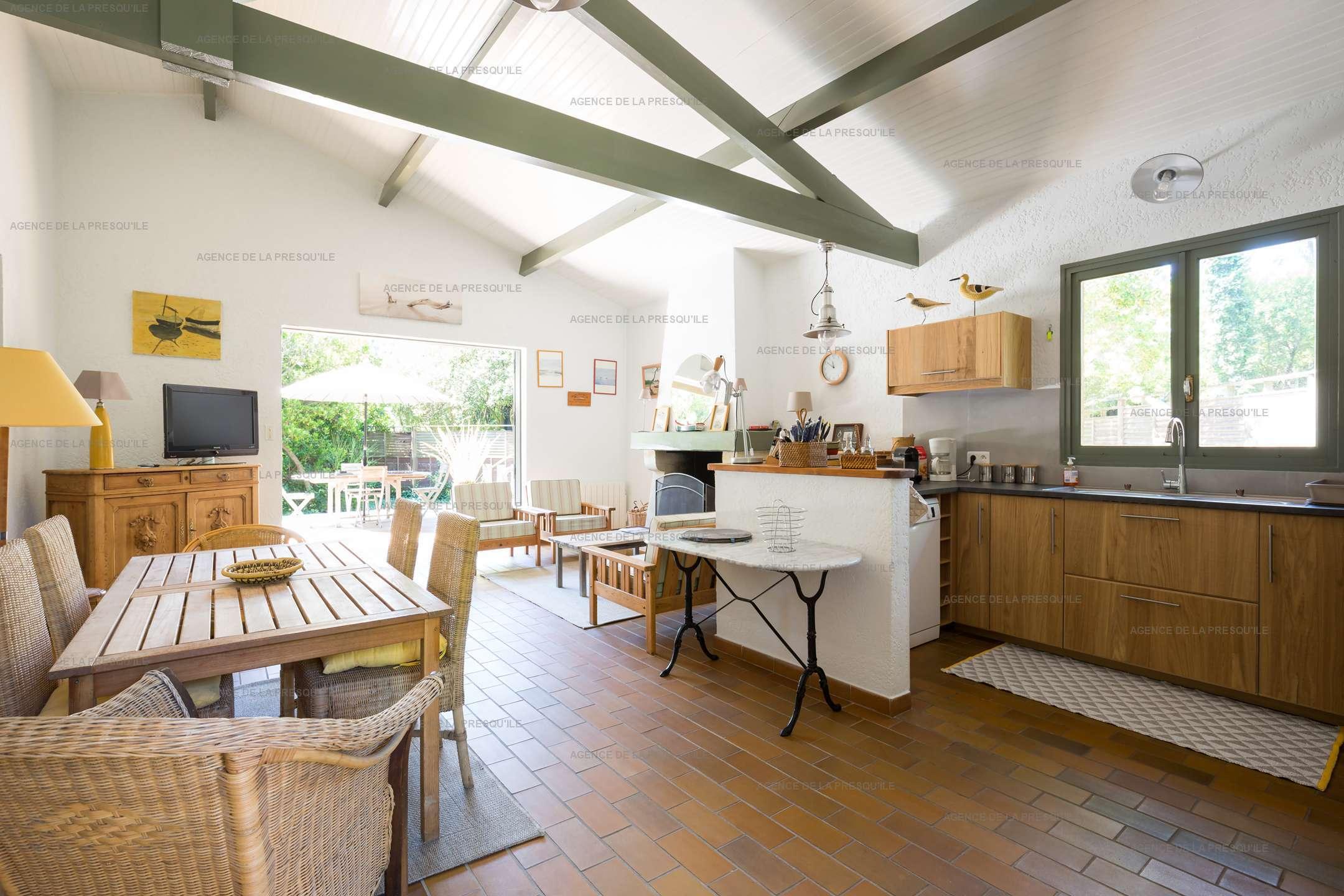 Location: Très agréable villa située au mimbeau 4