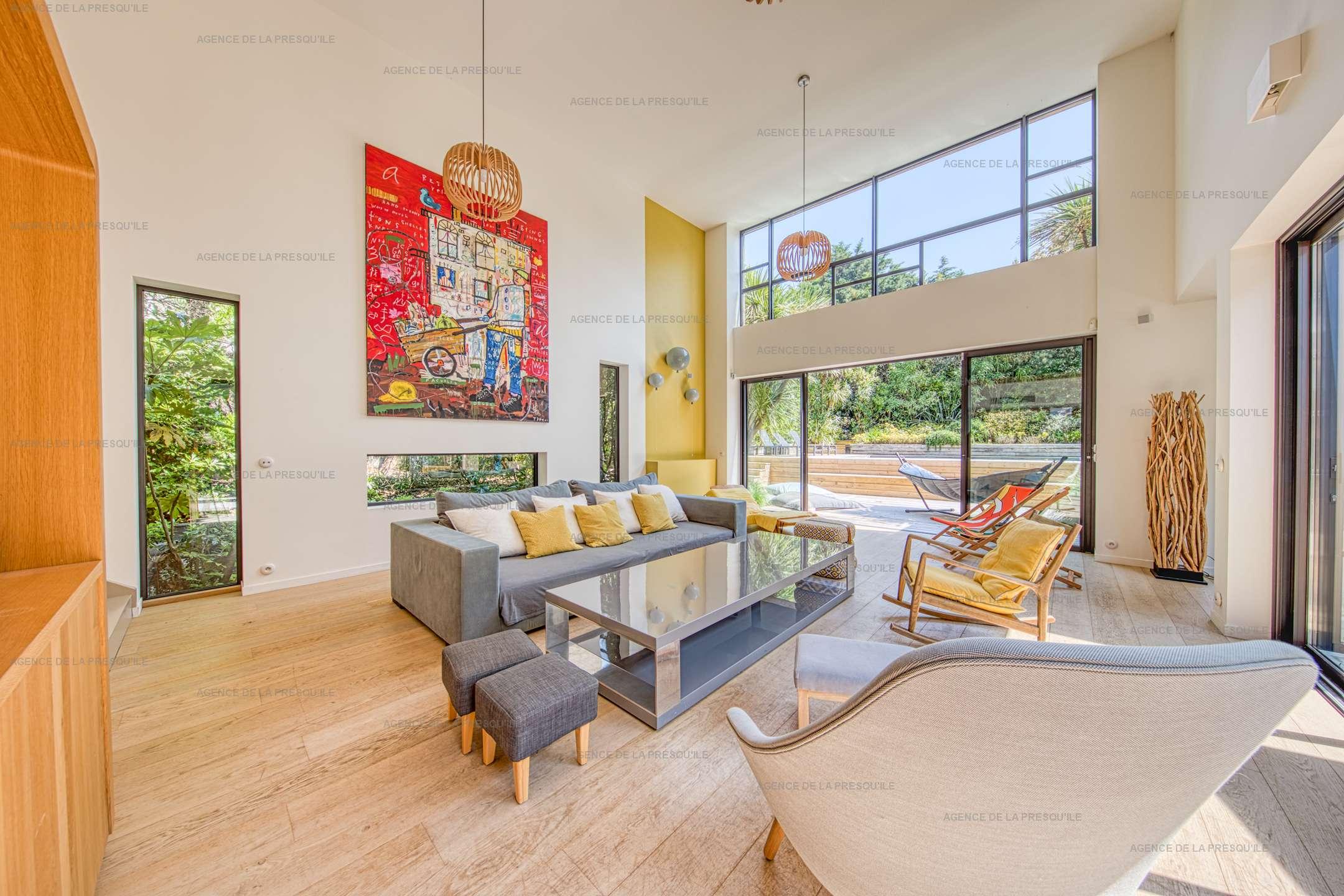 Location: Très belle villa de standing avec piscine 3
