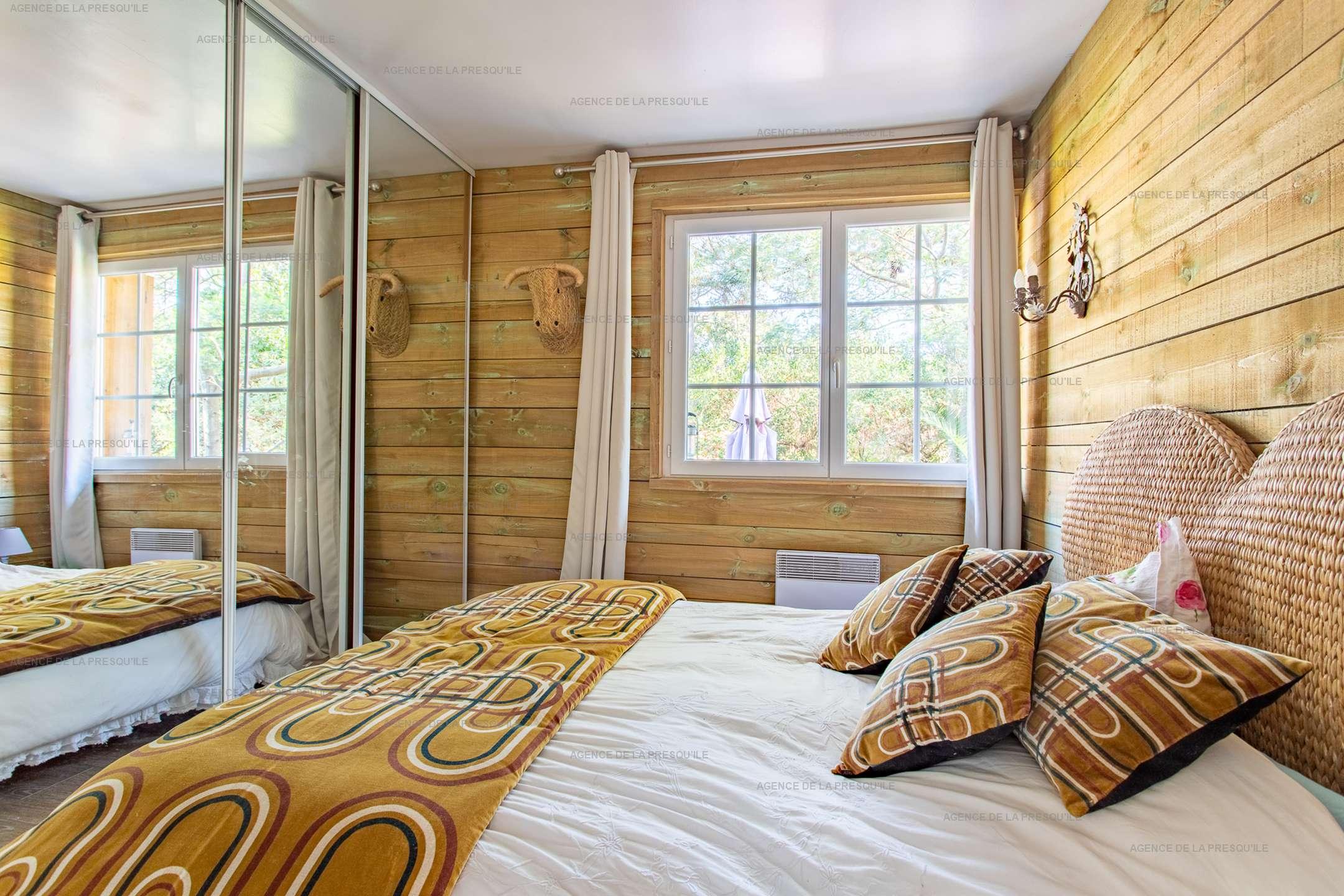Location: Jolie villa en bois entre le bassin et l'océan 9