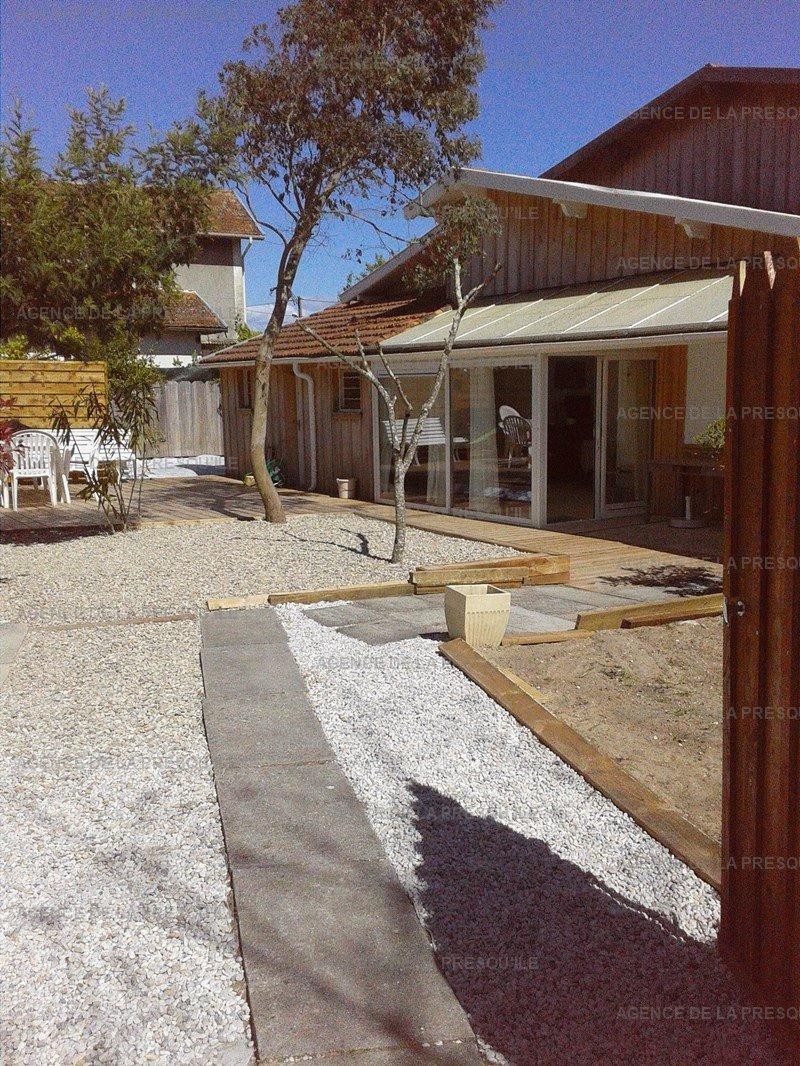 Location: Petite villa rénovée à deux pas du bassin et des commerces 5