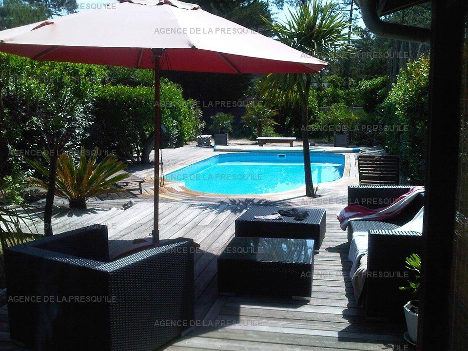 Location: Jolie villa avec piscine 3