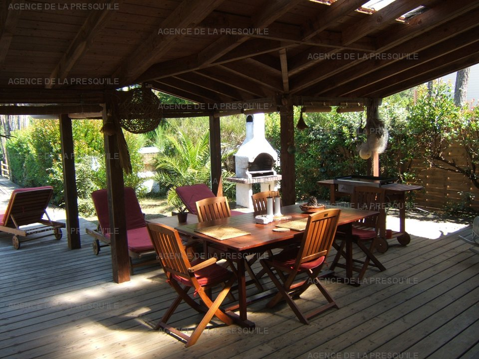 Location: Jolie villa avec piscine 4