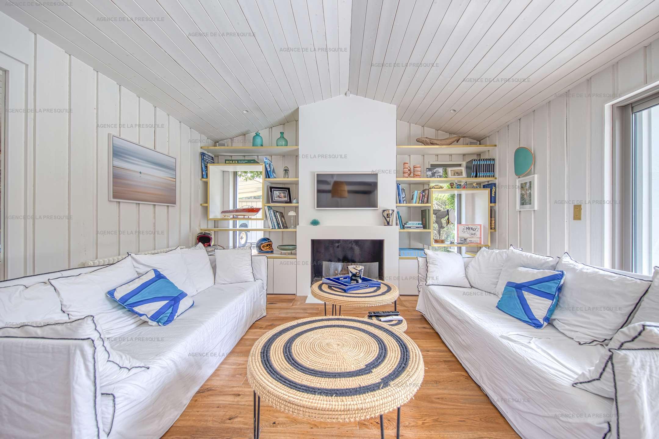 Location: Belle villa bois neuve située au cap-ferret avec piscine 3