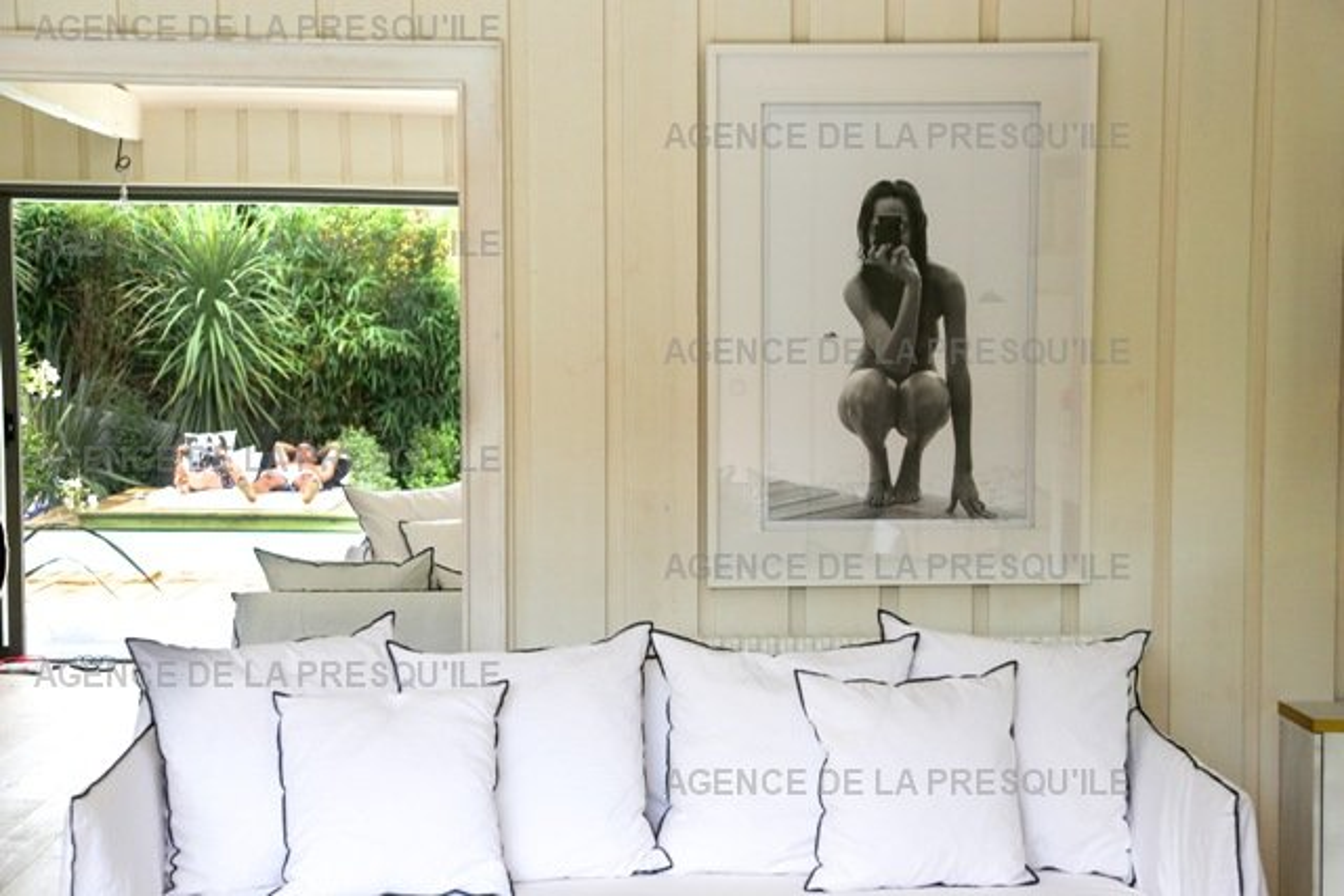 Location: Belle villa bois neuve située au cap-ferret avec piscine 5