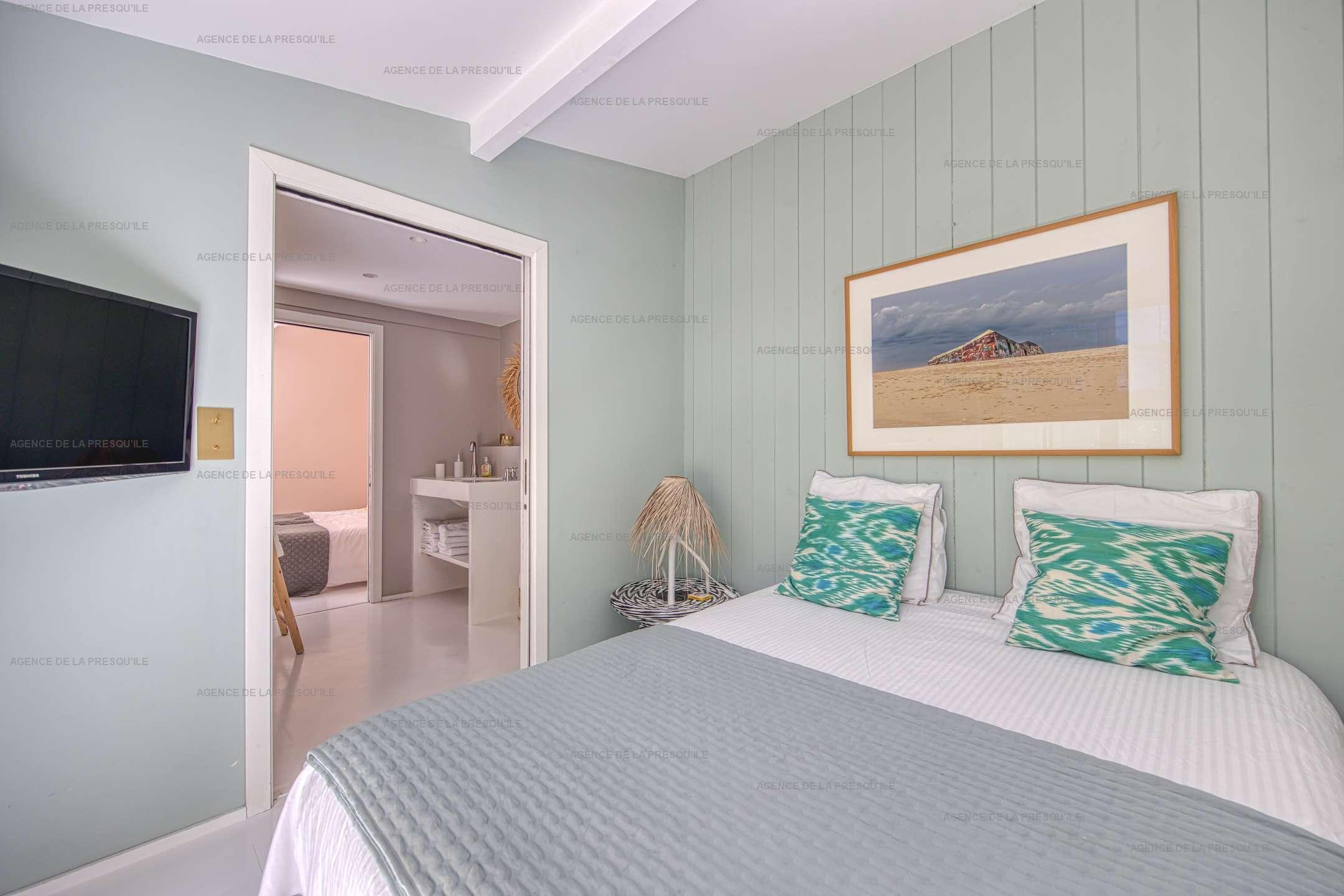 Location: Belle villa bois neuve située au cap-ferret avec piscine 12