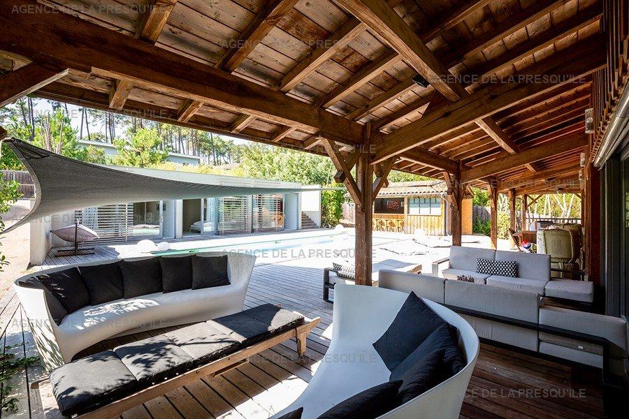 Location: Très belle villa avec piscine chauffée 3