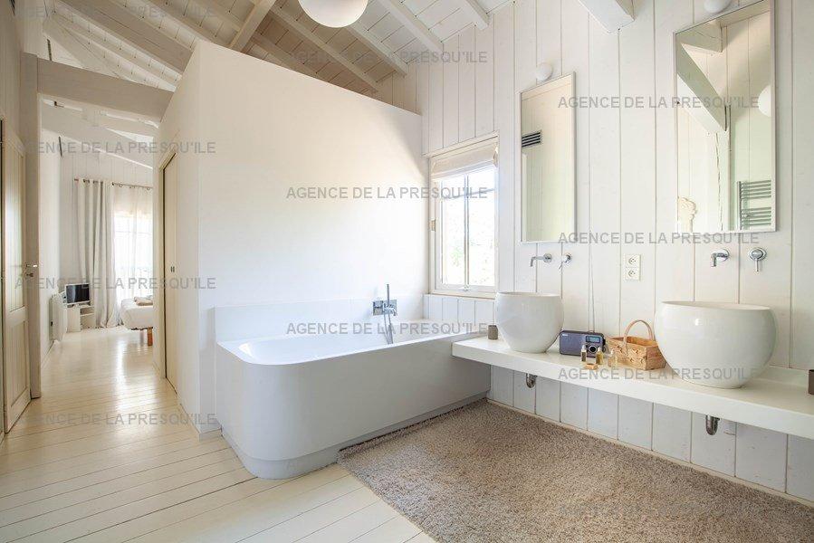 Location: Villa d'architecte avec piscine chauffée, entre bassin et océan 16