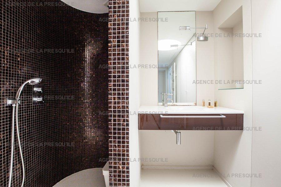 Location: Villa d'architecte avec piscine chauffée, entre bassin et océan 25