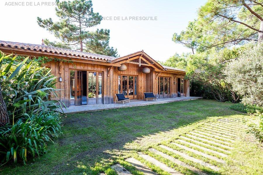 Location: Villa bois d'exception proche de l'océan 3