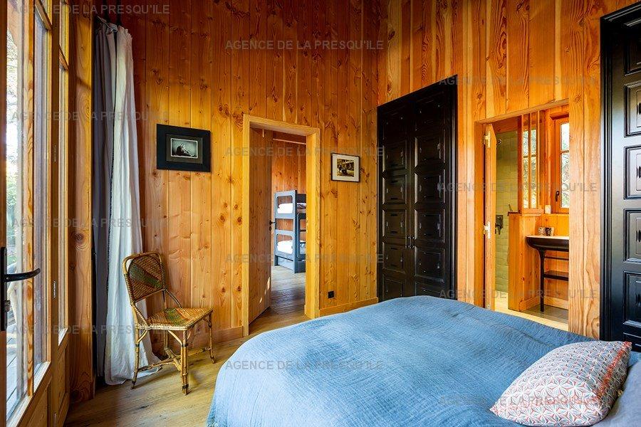 Location: Villa bois d'exception proche de l'océan 15