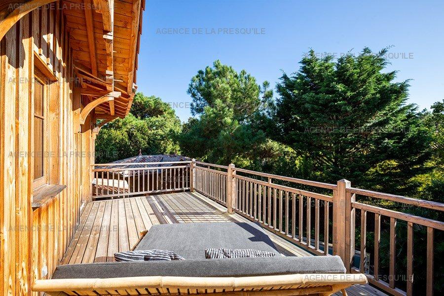 Location: Prestige: villa d'exception au cap ferret avec piscine 16
