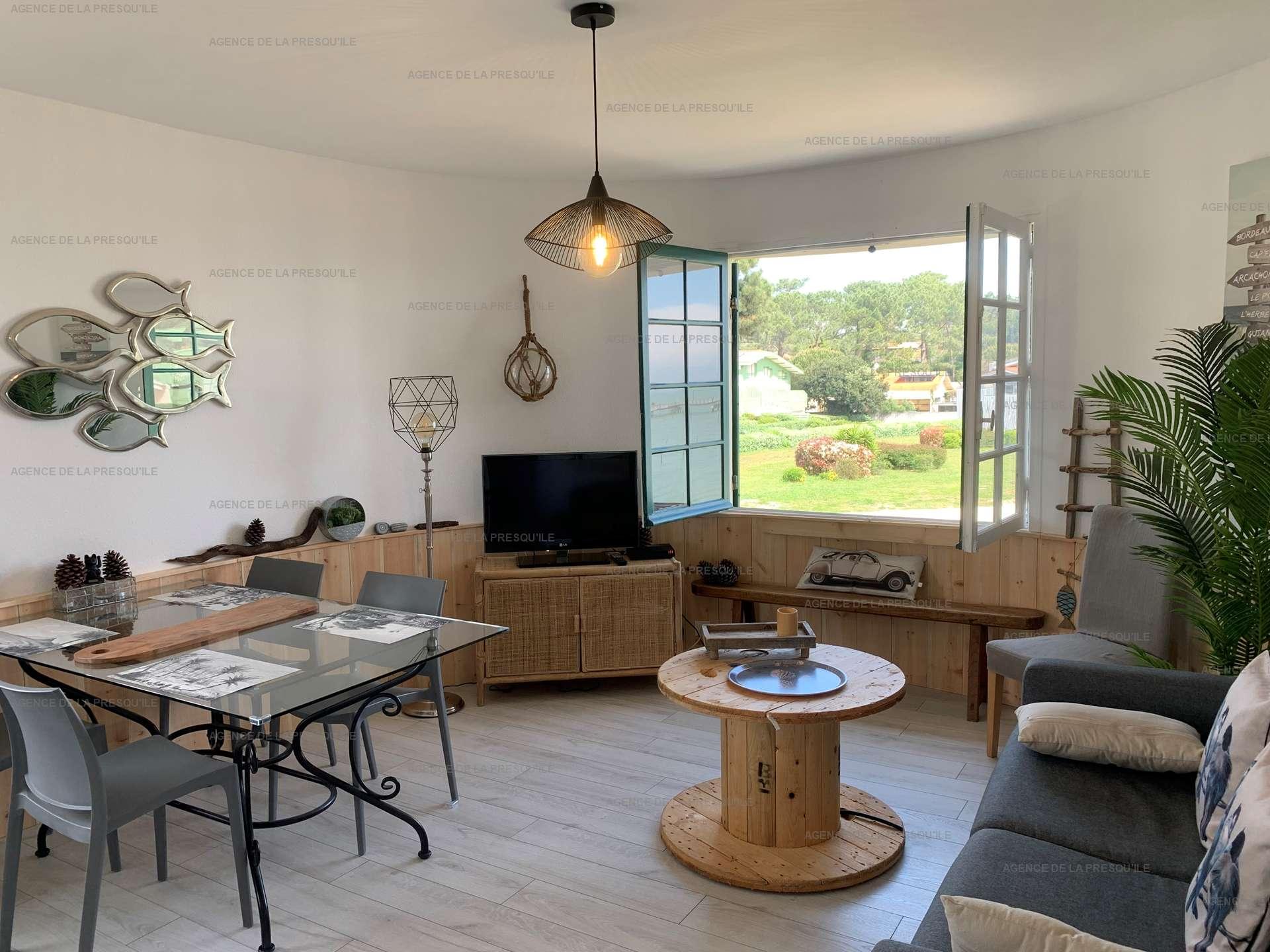 Location: Agréable appartement en plein cœur du cap-ferret 3