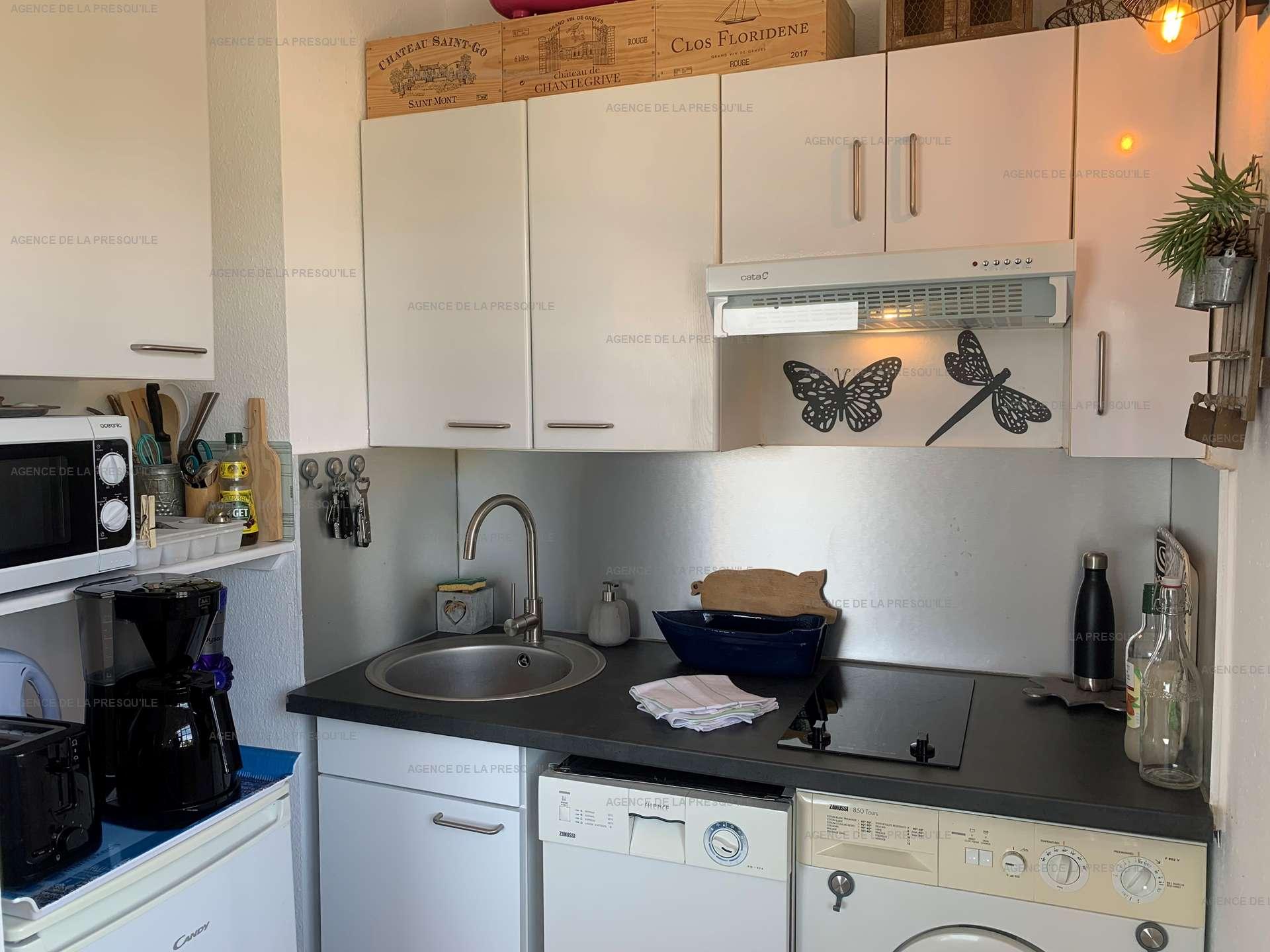 Location: Agréable appartement en plein cœur du cap-ferret 5