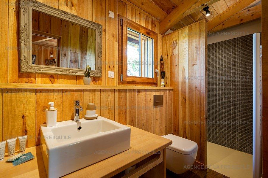 Location: Proche bassin – charmante villa  avec piscine chauffee 29