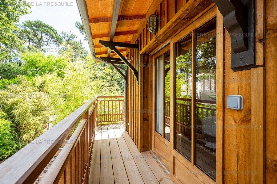 Location: Proche bassin – charmante villa  avec piscine chauffee 30