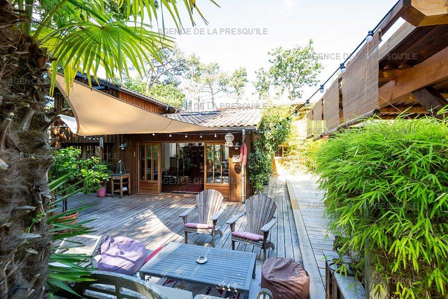 Location: Charmante villa  avec piscine chauffee – proche bassin 7