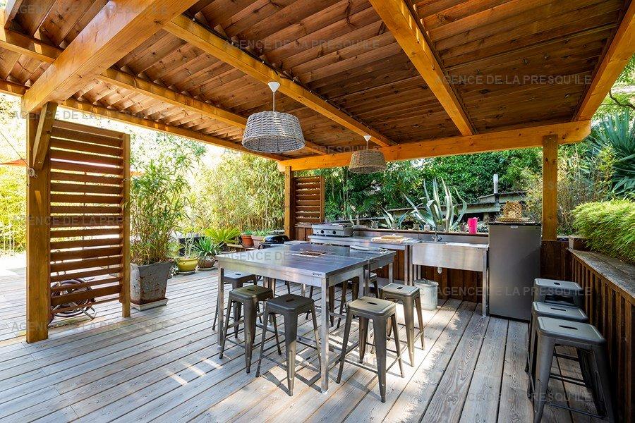 Location: Charmante villa  avec piscine chauffee – proche bassin 9