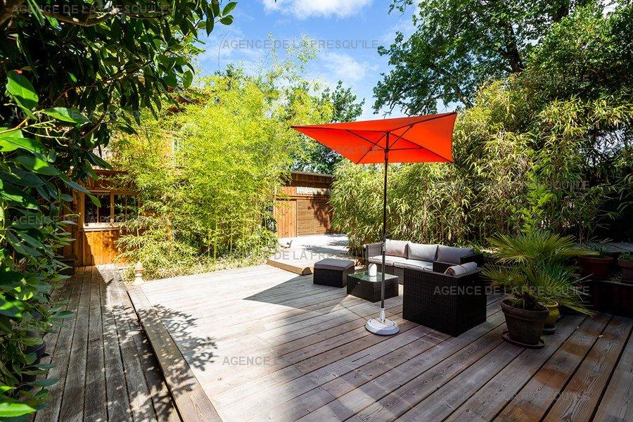 Location: Charmante villa  avec piscine chauffee – proche bassin 10