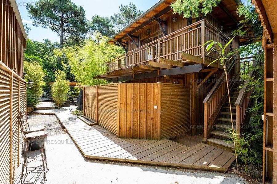 Location: Charmante villa  avec piscine chauffee – proche bassin 12