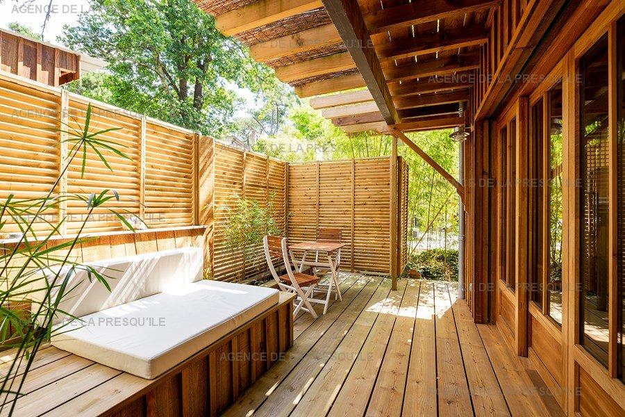 Location: Proche bassin – charmante villa  avec piscine chauffee 27