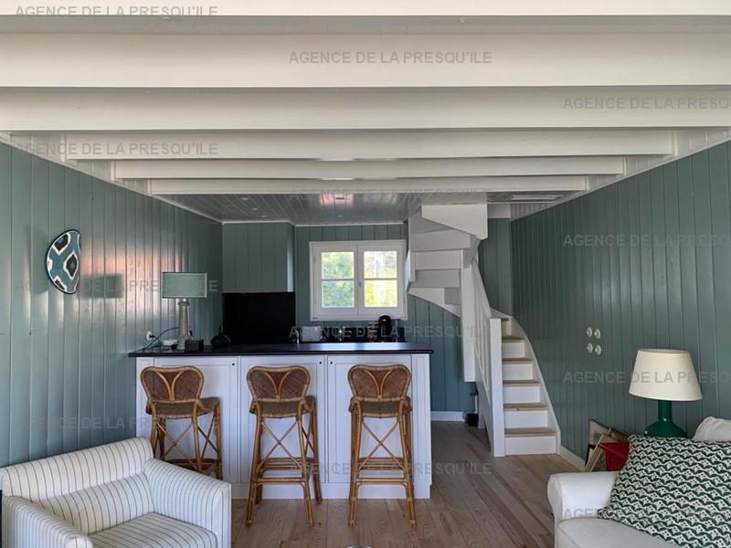 Location: Tres beau appartement situe au centre du cap ferret 2
