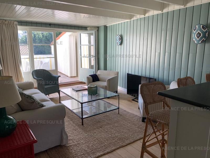 Location: Tres beau appartement situe au centre du cap ferret 3