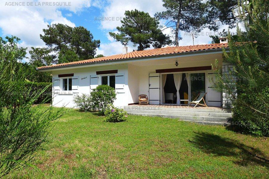 Location: Jolie villa au calme côté forêt 2