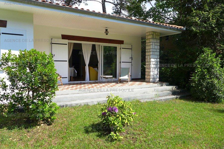 Location: Jolie villa au calme côté forêt 3