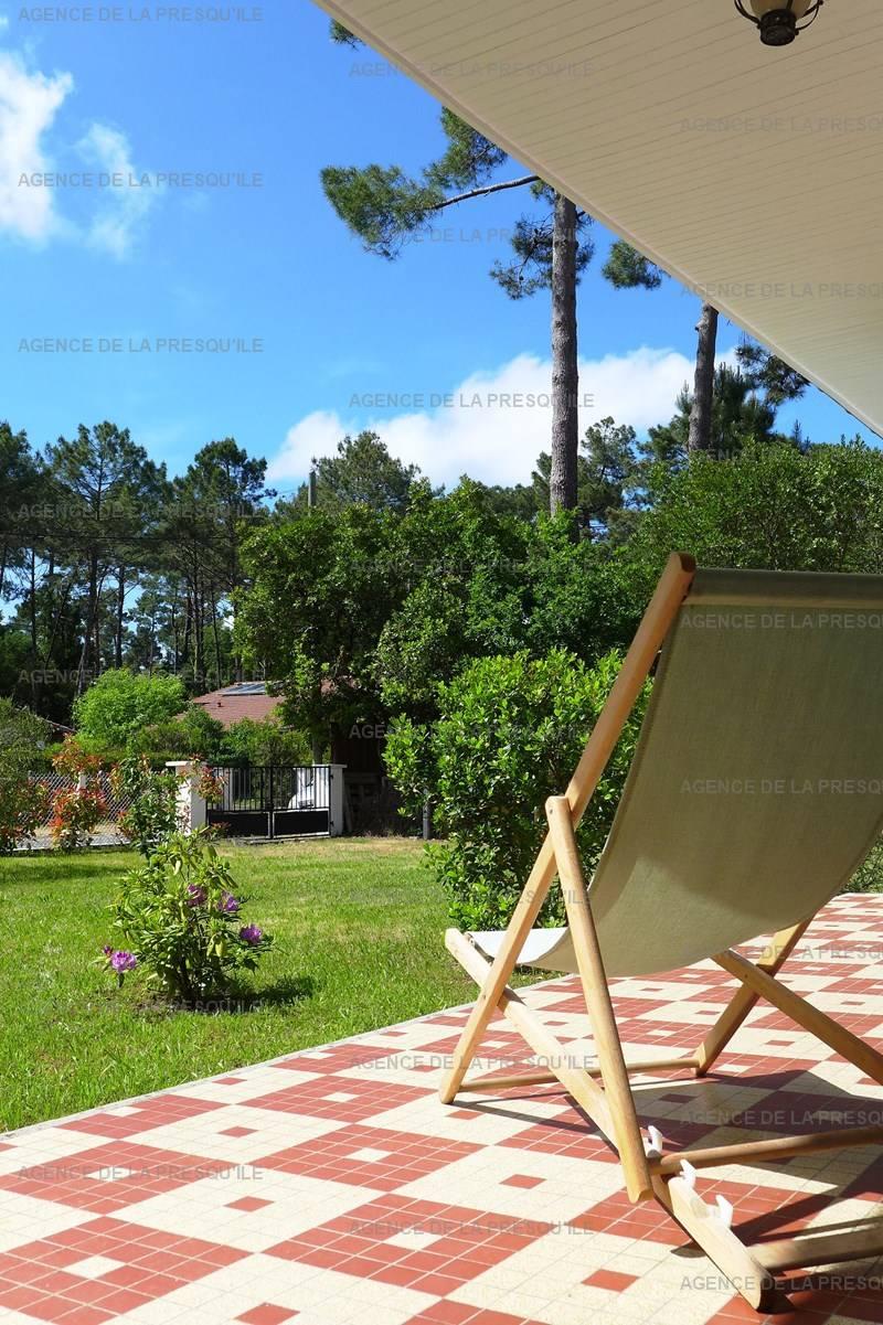 Location: Jolie villa au calme côté forêt 4