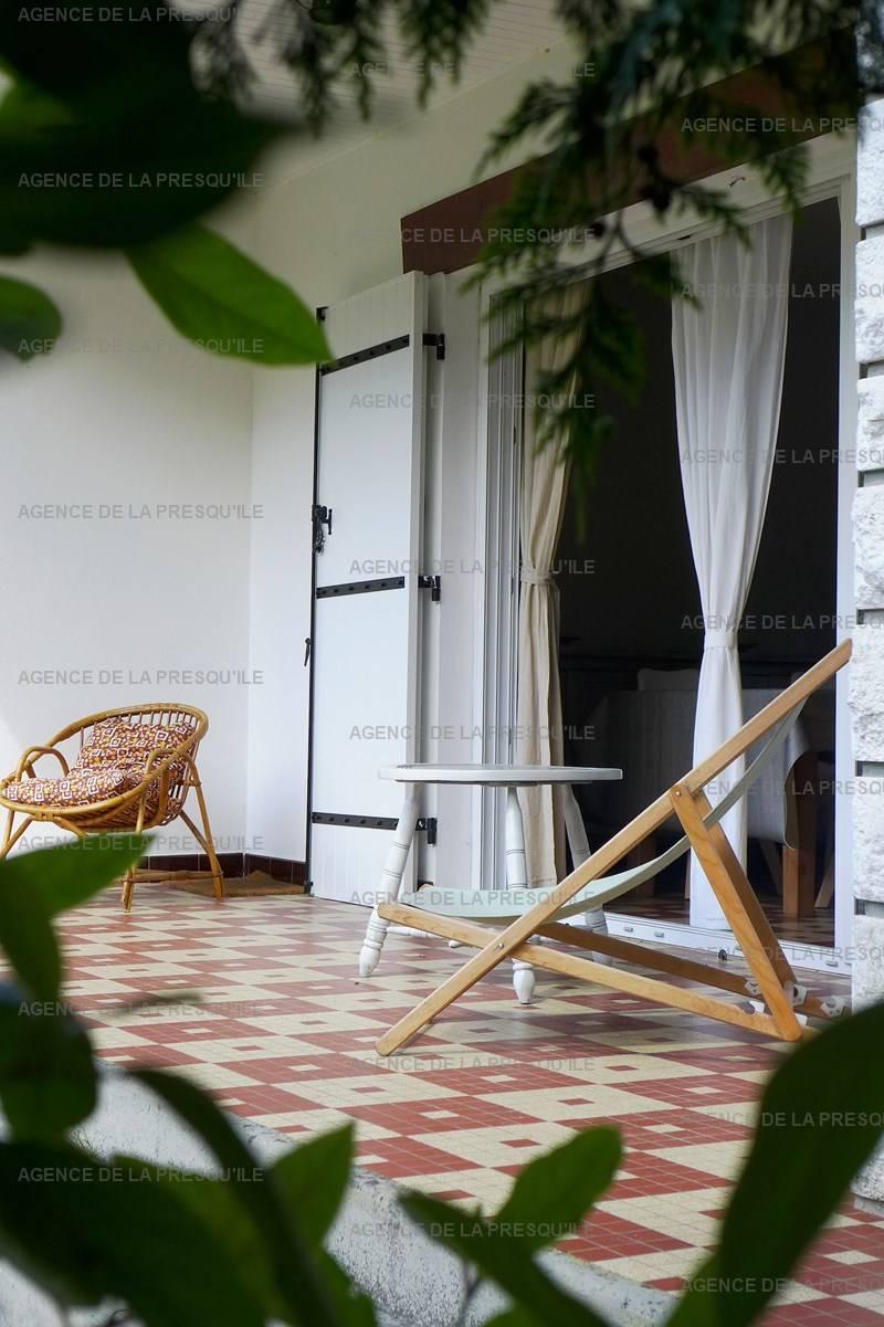 Location: Jolie villa au calme côté forêt 12