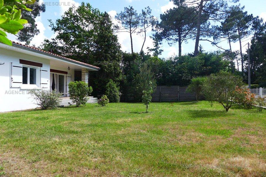 Location: Jolie villa au calme côté forêt 14