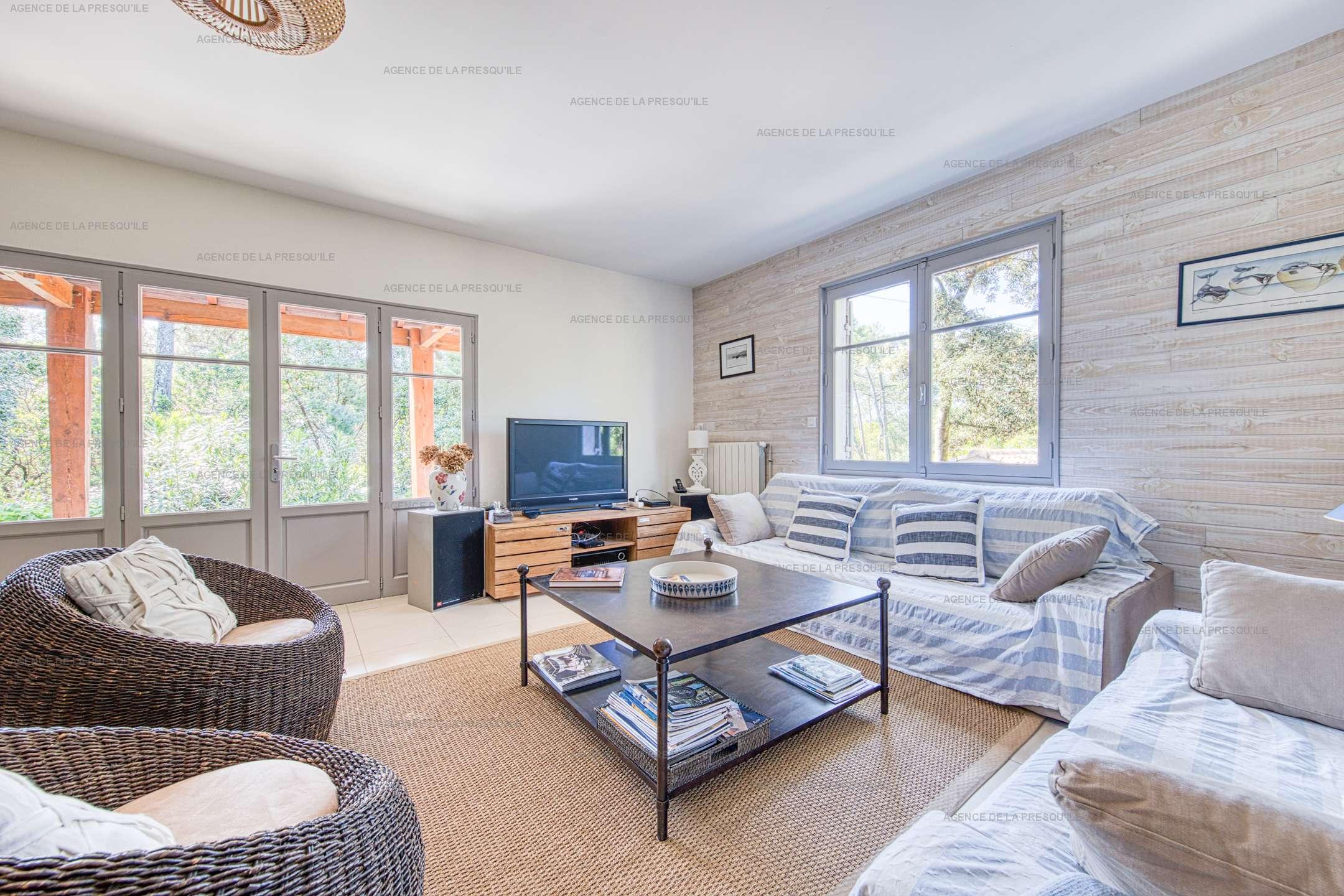 Location: Charmante villa avec piscine entre bassin et océan 3