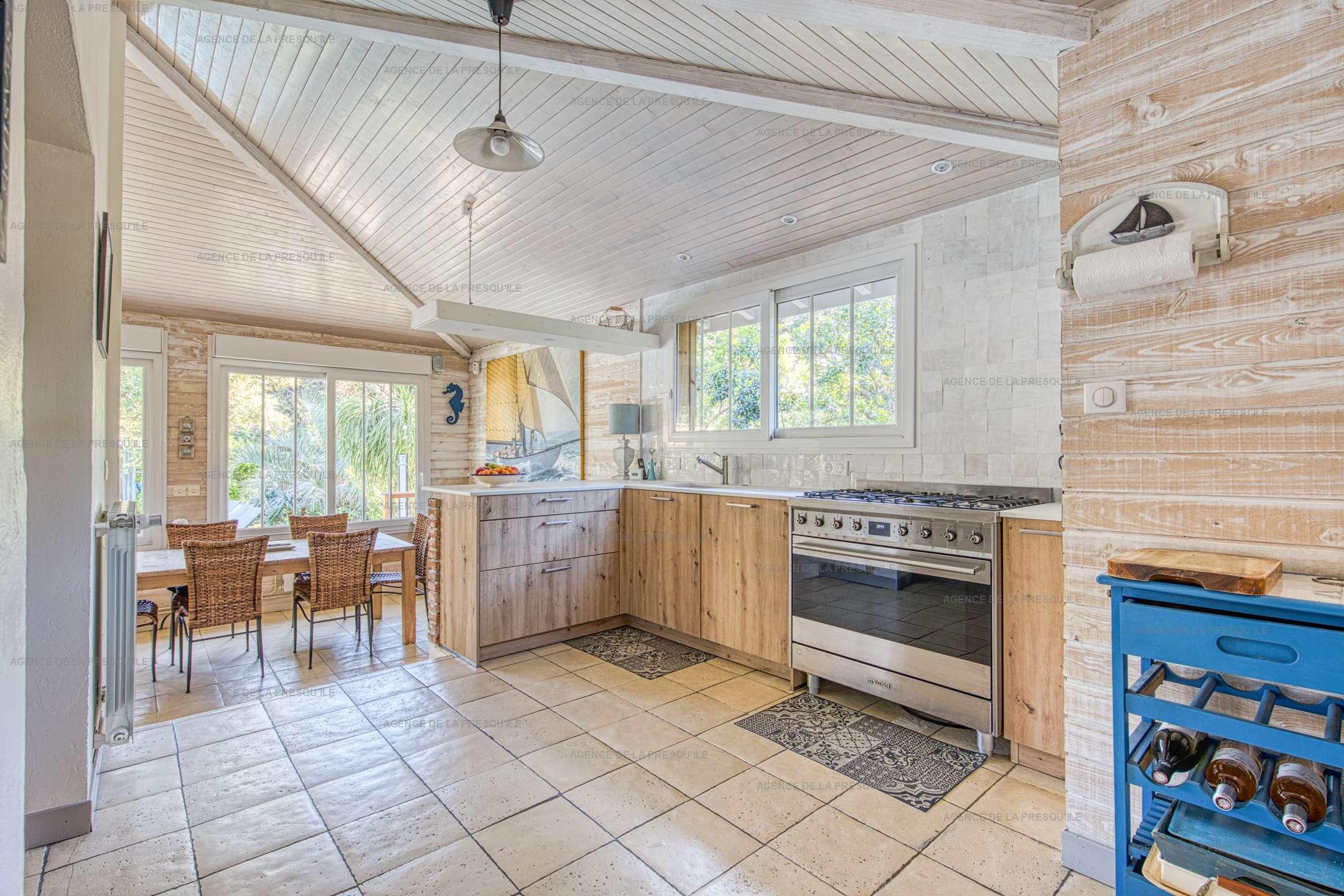 Location: Charmante villa avec piscine entre bassin et océan 6