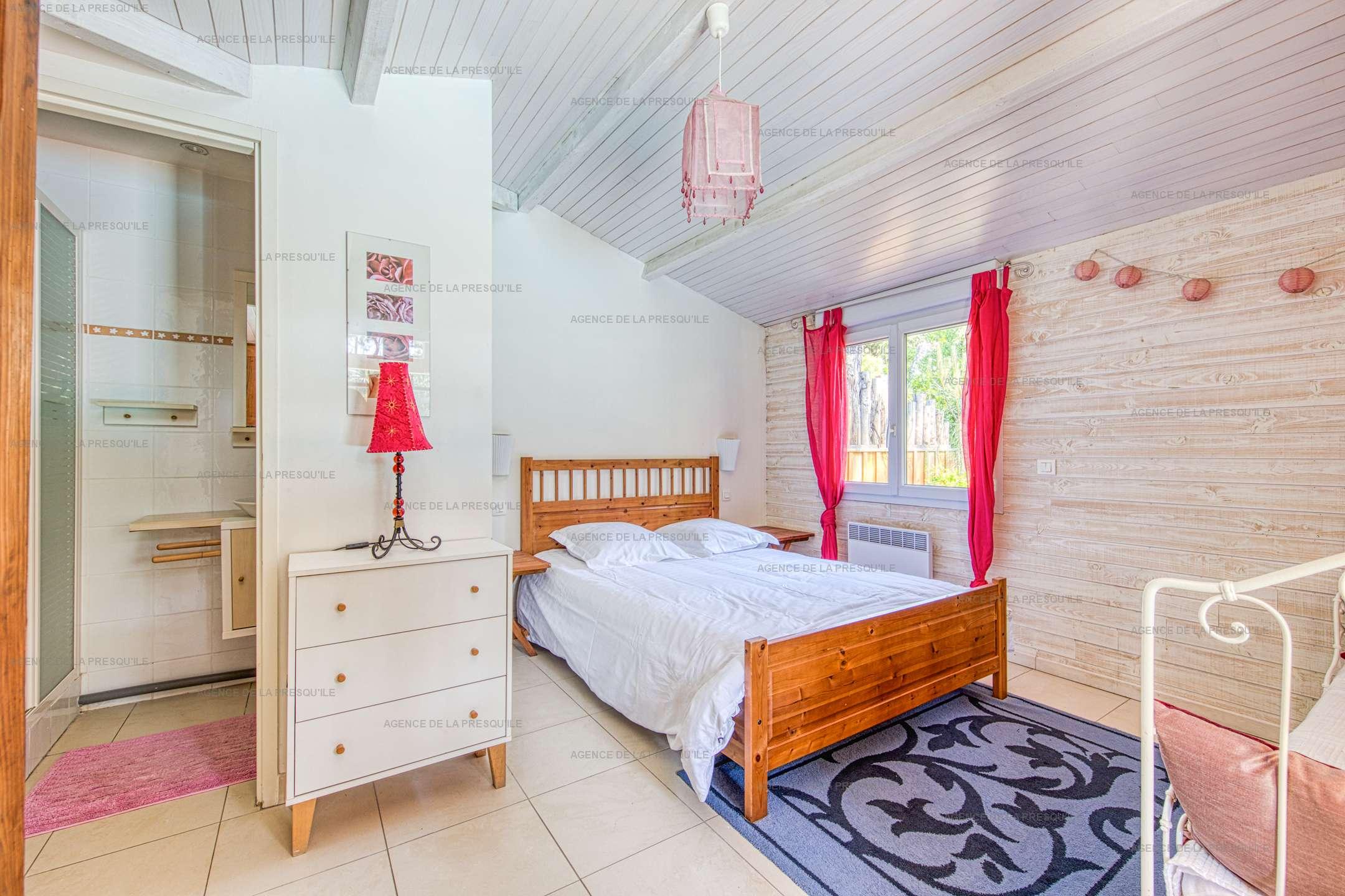 Location: Charmante villa avec piscine entre bassin et océan 13