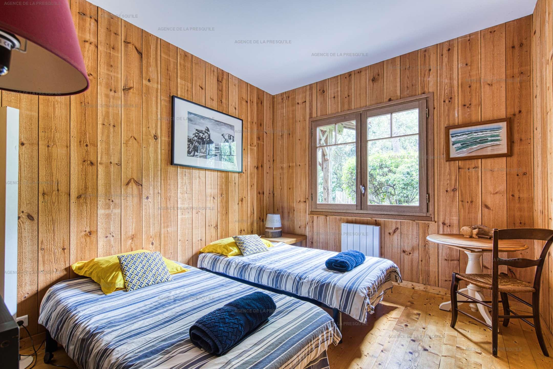 Location: Belle villa en bois au pied du phare 10